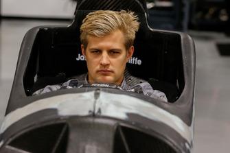 Marcus Ericsson, Schmidt Peterson Motorsports'da koltuk ayarı