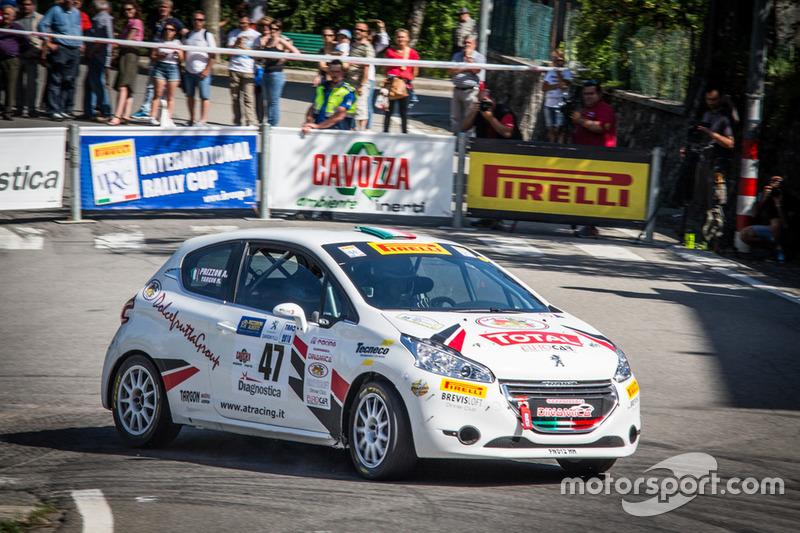 Mattia Targon, Peugeot 208 R2