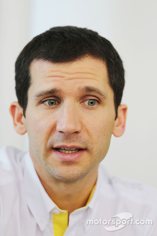 Remi Taffin, Renault Sport F1 Director of Operations
