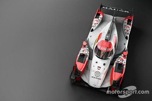 Manor Motorsport LMP2 duyurusu