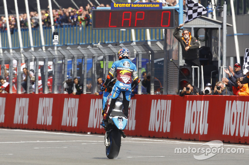 Kazanan Jack Miller, Marc VDS Racing Honda