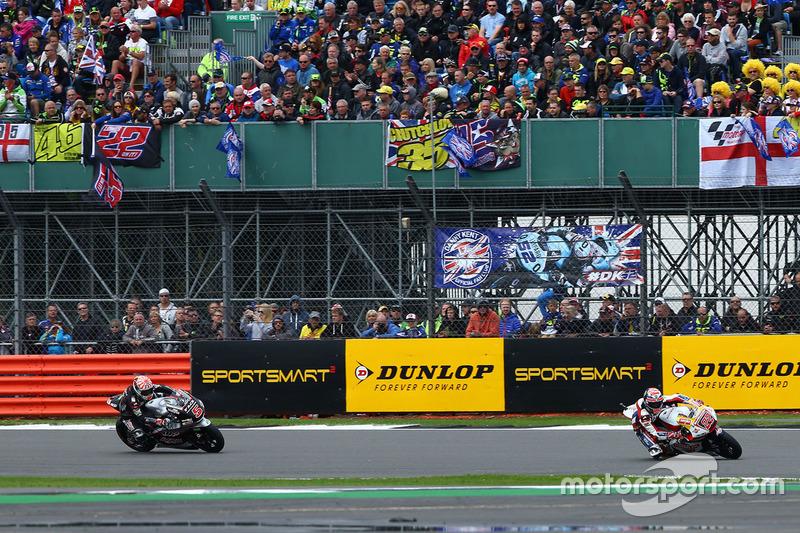 Sam Lowes, Federal Oil Gresini Moto2, Johann Zarco, Ajo Motorsport