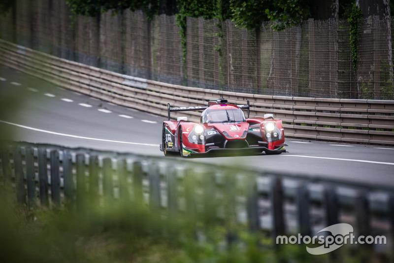 22: #43 RGR Sport by Morand Ligier JSP2 Nissan: Ricardo Gonzalez, Filipe Albuquerque, Bruno Senna