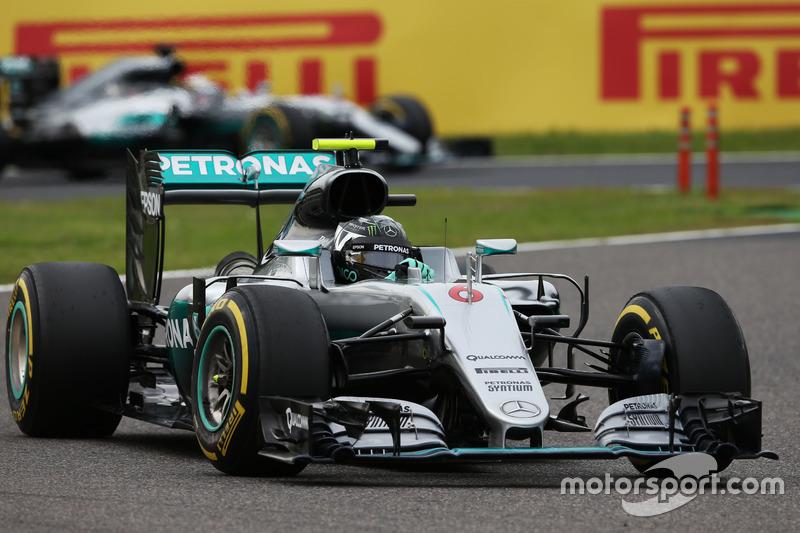 2014 - 2016: Keperkasaan Mercedes