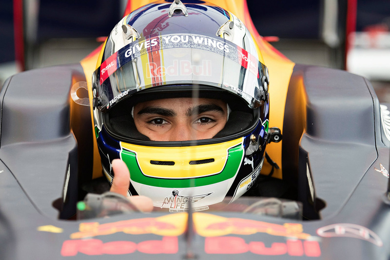 Sergio Sette Camara, Red Bull Racing