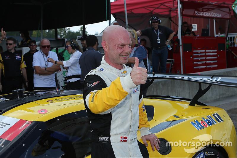 Polesitter #3 Corvette Racing Chevrolet Corvette C7.R: Antonio Garcia, Jan Magnussen