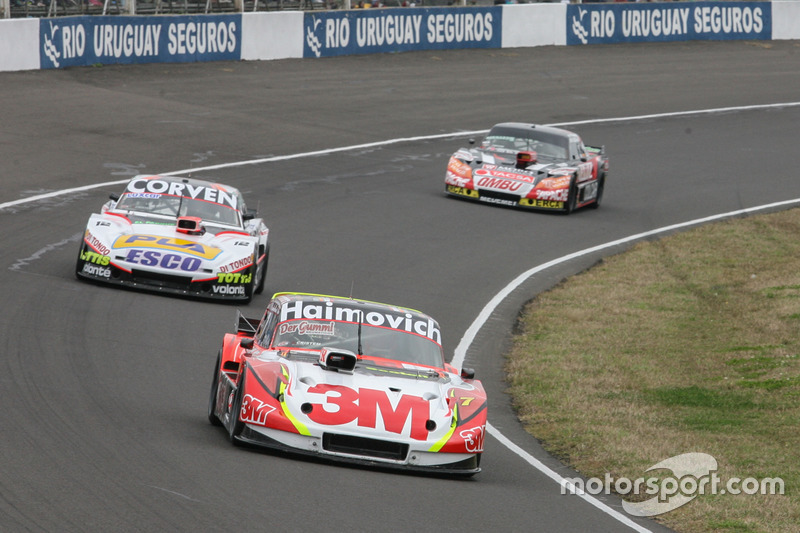 Mariano Werner, Werner Competicion Ford, Juan Marcos Angelini, UR Racing Dodge, Facundo Ardusso, JP Racing Dodge