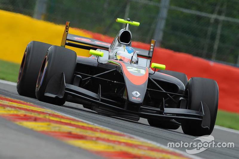 Джонни Чекотто мл., RP Motorsport