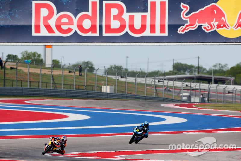Austin: Starkes Training der Red Bull KTM Ajo-Piloten