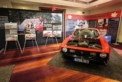 Gilles Villeneuve's 1971 Ford Mustang Boss 429
