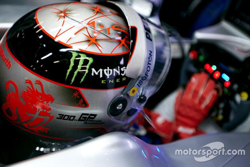 2012 Spa: Mercedes