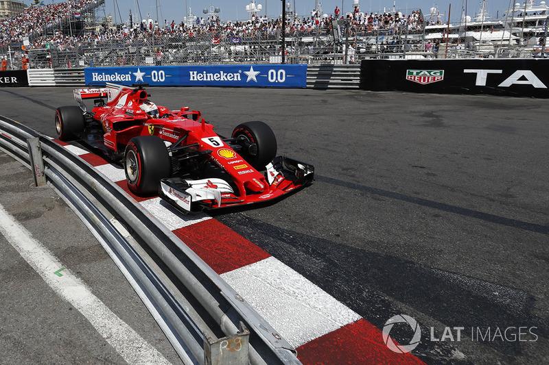 2017: Sebastian Vettel, Ferrari SF70-H