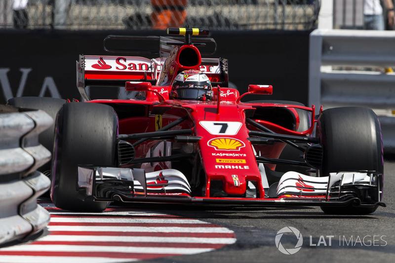 Kimi Räikkönen, Ferrari SF70-H