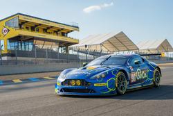 #90 TF Sport, Aston Martin Vantage GTE: Salih Yoluc, Euan Hankey, Rob Bell
