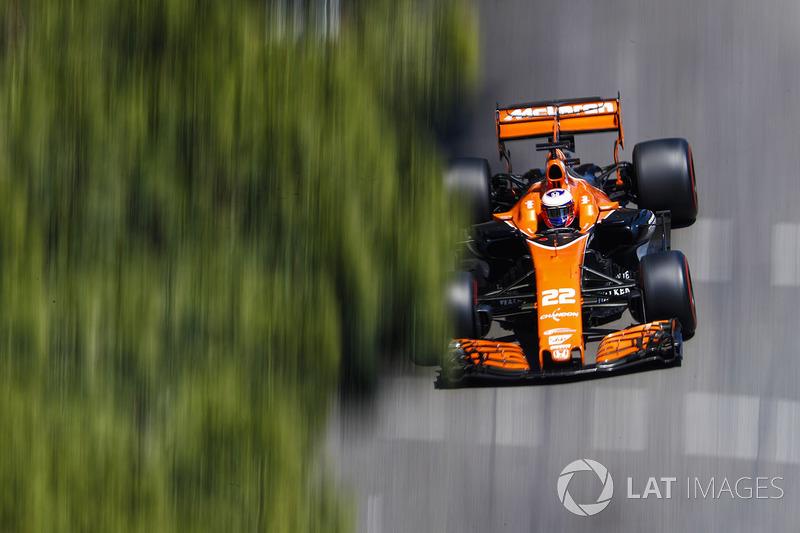 Non classé : Jenson Button, McLaren