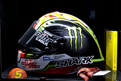 Helmet of Johann Zarco, Monster Yamaha Tech 3