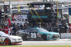 Boxenstopp, Denny Hamlin, Joe Gibbs Racing, Toyota