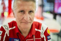Paolo Ciabatti, directeur sportif de Ducati Corse