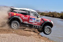 Orlando Terranova, Bernardo Graue, X-Raid MINI John Cooper Works Rally Team