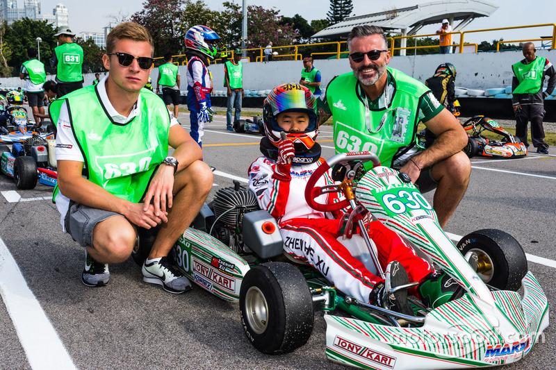 澳门国际格兰披治小型赛车锦标赛