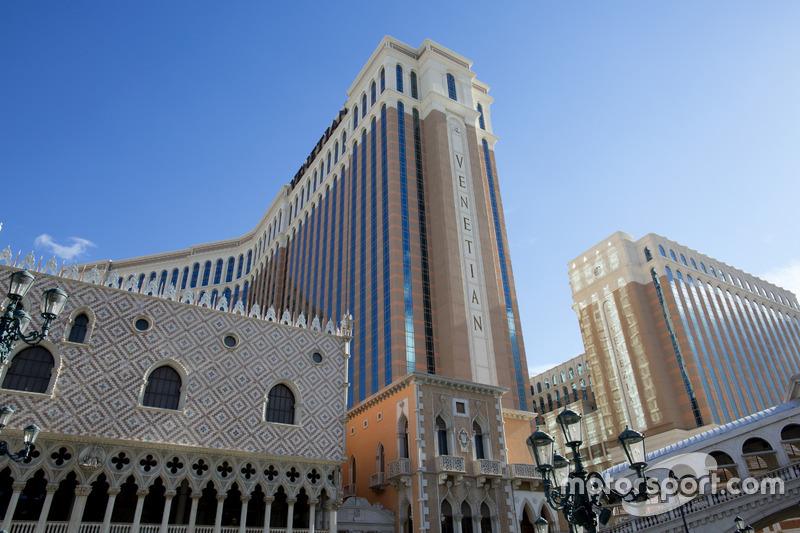 El Venetian Hotel y Casino