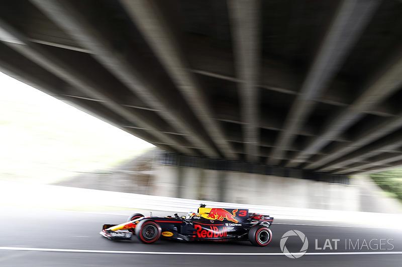 Daniel Ricciardo não registra nenhum pódio ou pole position no Japão. Seu melhor resultado foi o quarto lugar em 2014. O piloto australiano não tem nenhum abandono