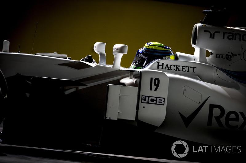 17. Felipe Massa, Williams FW40