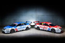 Nissan Motorsport retro renk düzeni tanıtımı