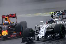 Валттері Боттас, Williams FW38, Даніель Ріккардо, Red Bull Racing RB12