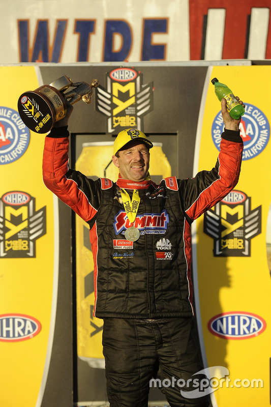 Sieger Pro Stock: Greg Anderson