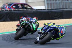 Maverick Viñales, Yamaha Factory Racing, Johann Zarco, Monster Yamaha Tech 3, Valentino Rossi, Yamaha Factory Racing