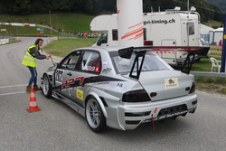 Thomas Kessler, Mitsubishi Evo VIII, ACS, Start Training