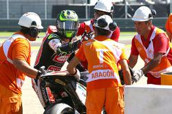 Cal Crutchlow, Team LCR Honda met marshal