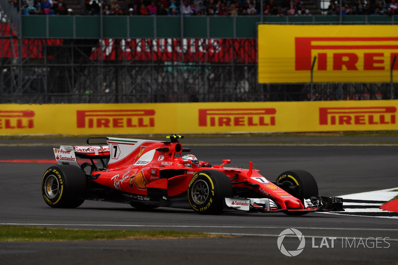 2. Кімі Райкконен, Ferrari SF70H