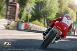 Screenshot: Ride on the Edge