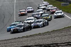 Start: René Rast, Audi Sport Team Rosberg, Audi RS 5 DTM