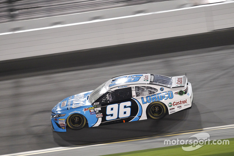D. J. Kennington, Gaunt Brothers Racing, Toyota