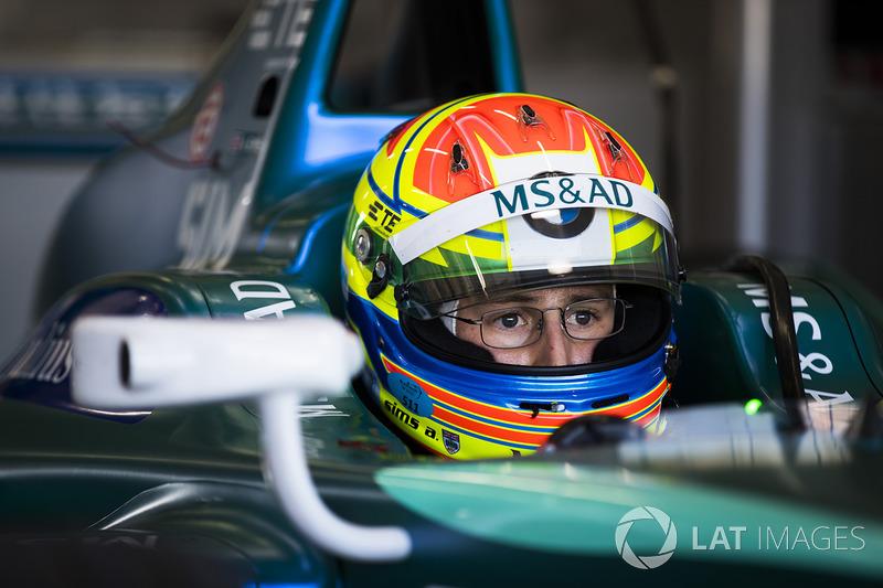 Alexander Sims, Andretti Formula E