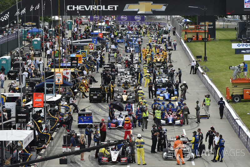 2017: 22-й сезон в истории IndyCar