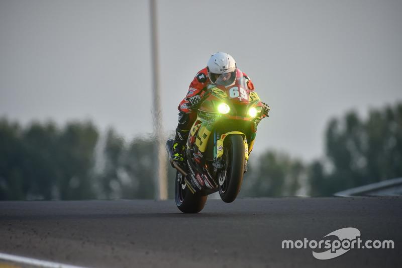 DNF: #69 Ecurie Chrono Sport – Julien Pilot, Stephane Pagani, Louis Rossi