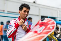 Zhang Haopeng, Mars Racing Team