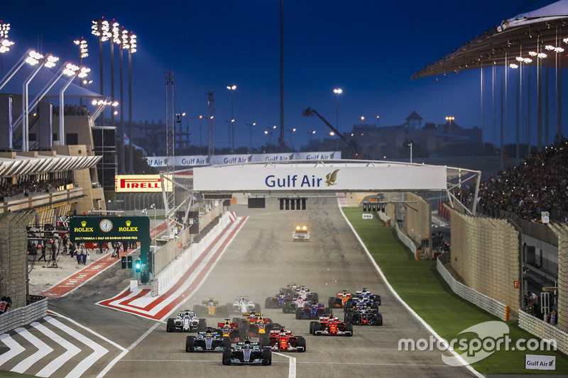 2. GP Bahrain (6-8 April)