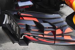 Daniel Riccardo, Red Bull Racing RB13, ala anteriore
