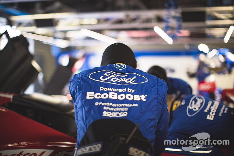 Ford Chip Ganassi Racing, mecánico