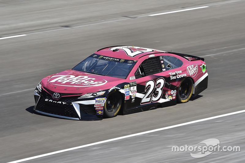 Gray Gaulding, BK Racing Toyota