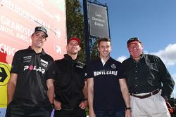 Alex Davison, Will Davison, Tekno Autosports Holden, James Davison