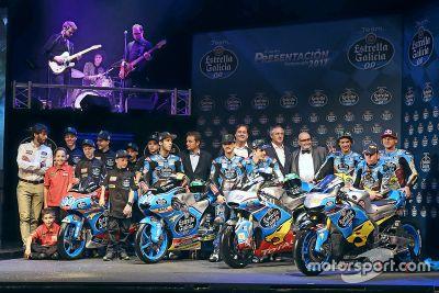 Marc VDS Racing launch