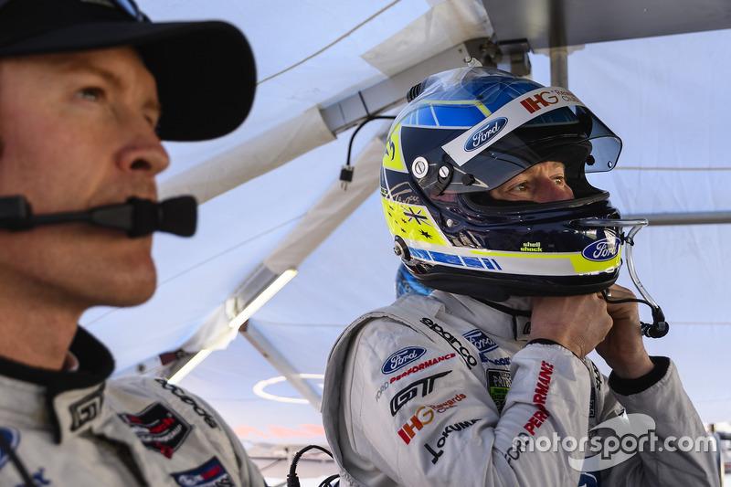 Ryan Briscoe, Scott Dixon, Ford Performance Chip Ganassi Racing