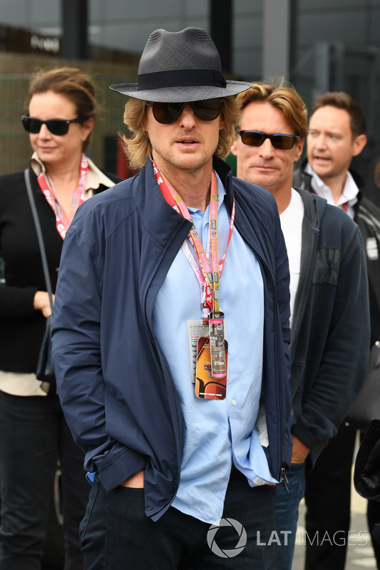 Owen Wilson, Actor
