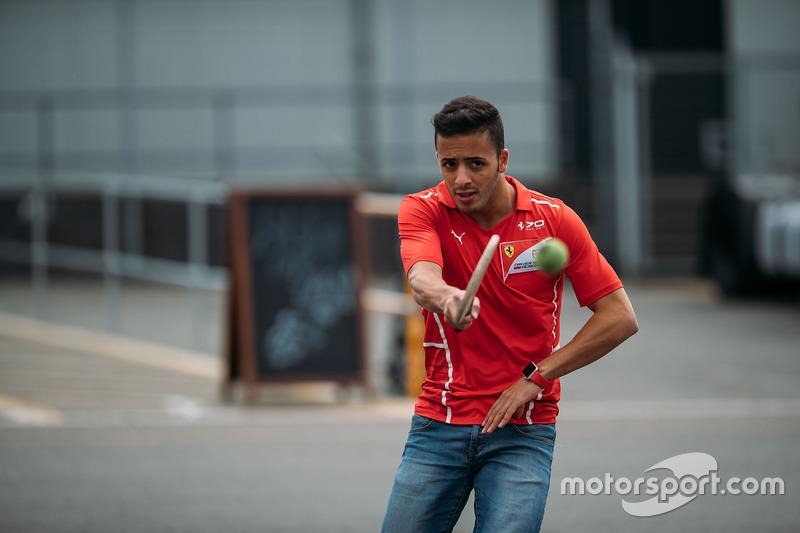 Antonio Fuoco, PREMA Powerteam